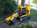 Remote-control-Stump-Grinder-in-action