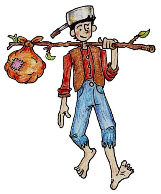 a legacy of johnny appleseed hendrickson tree care kansas city mo rh hendricksontreecare com johnny appleseed clipart johnny appleseed clipart